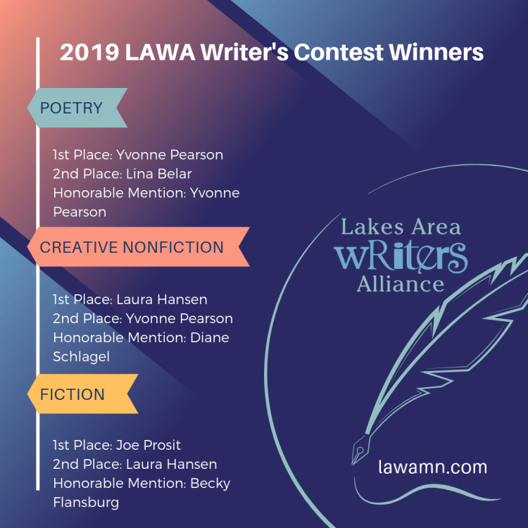 2019 LAWA Contest Winners