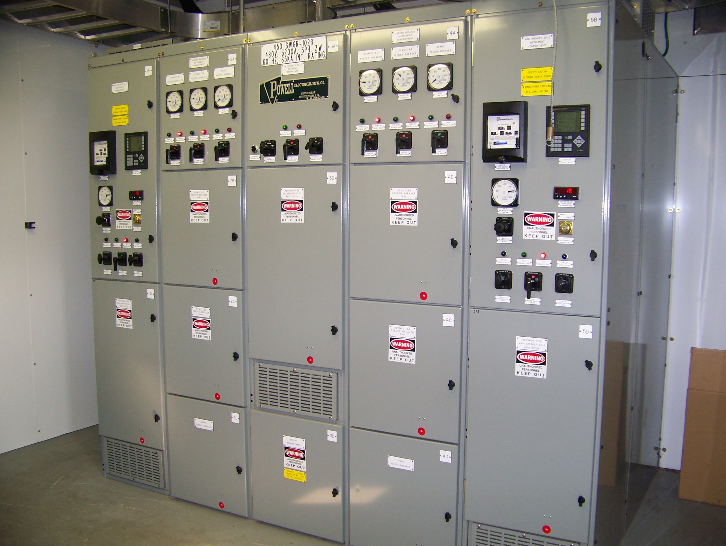 Electrical Power System Engineering Training