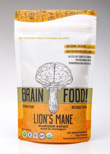 lions mane bulk powder