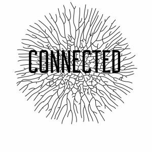 connected tshirt logo