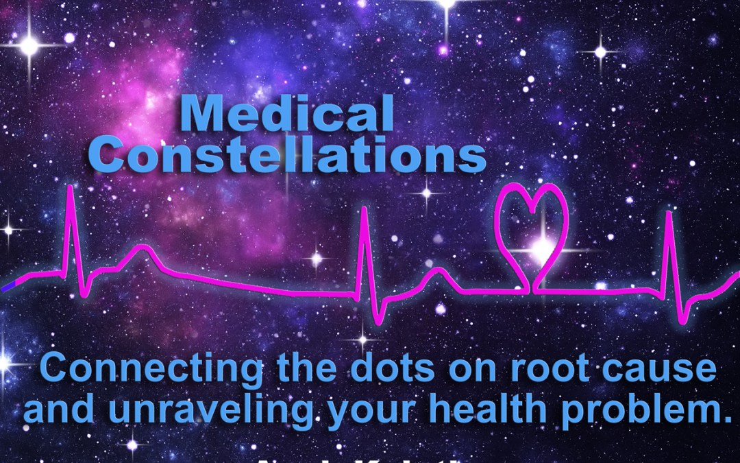 Medical Constellations – A Profound Way To Release Your Health Problem