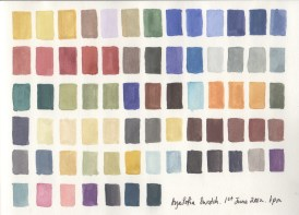 Ayasofya Colour Swatch
