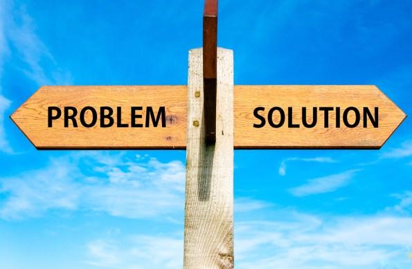 Problem versus Solution messages