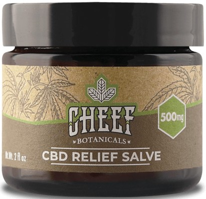 Cheef Botanicals CBD Salve