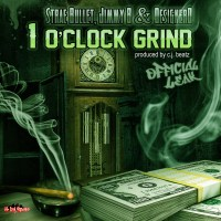 "[The Distribution] Strae Bullet Ft Jimmy B & Designer D ""1 O'Clock Grind"" (prod by CJ Beatz)"