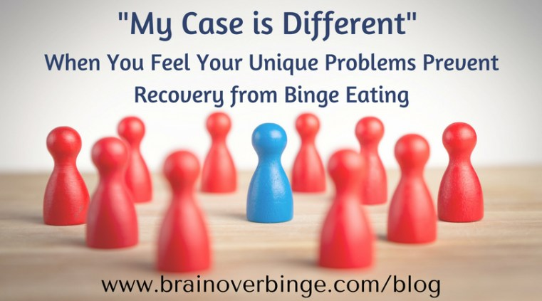 Problems prevent recovery from binge eating
