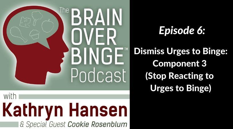 Overcome urges to binge podcast