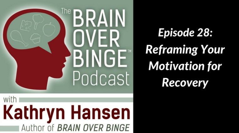 Motivation to recover from binge eating (podcast)