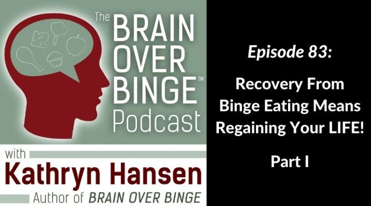 life after binge eating recovery