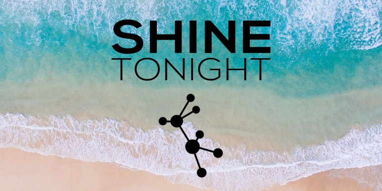 New Single SHINE TONIGHT Out now (Listen here)