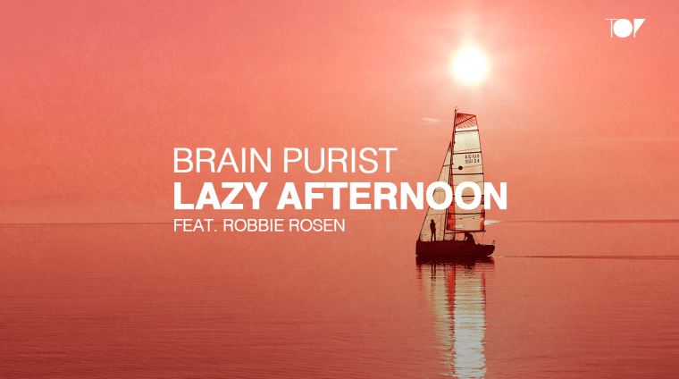 New Single LAZY AFTERNOON feat. Robbie Rosen OUT NOW (Listen here)