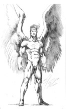angel guardian warren worthington IIII