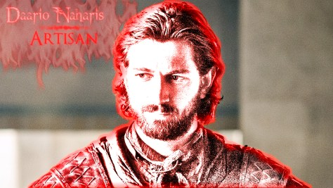 Daario Naharis, HBO, Game of Thrones