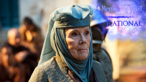 Olenna Tyrell, HBO, Game of Thrones