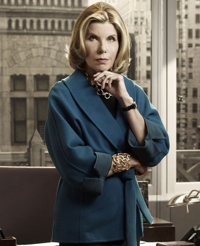 Diane Lockhart, The Good Wife, CBS
