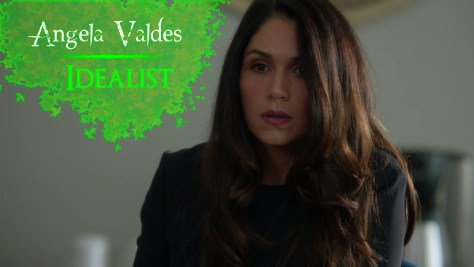 Angela Valdes, Starz, Power