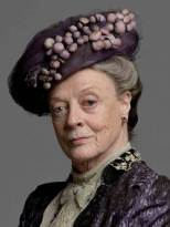 Violet Crawley, Downton Abbey, PBS