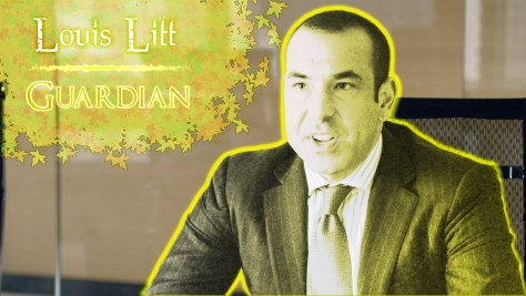 Louis Litt, USA Network, Suits