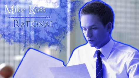 Mike Ross, USA Network, Suits
