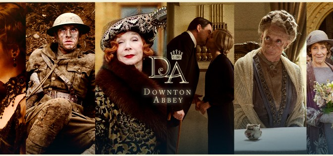 PBS Masterpiece, Downton Abbey