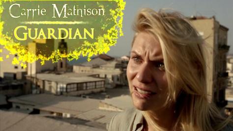 Carrie Mathison, Showtime, Homeland