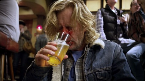 Frank Gallagher, Showtime, Shameless