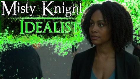 Misty Knight, Luke Cage, Marvel, Netflix