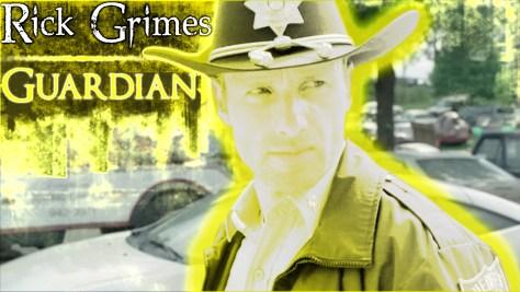 Rick Grimes, AMC, The Walking DeadRick Grimes, AMC, The Walking Dead