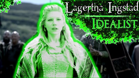 Lagertha Ingstad, The History Channel, Vikings