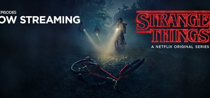 Netflix, Stranger Things