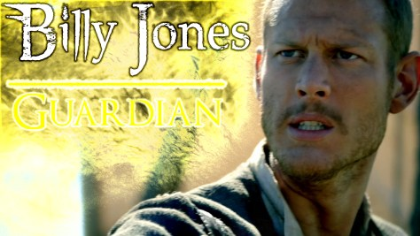 Billy Jones, Starz, Black Sails