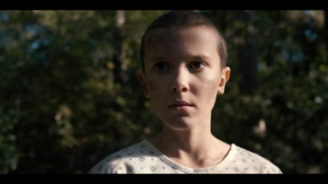 Eleven, 011, Millie Bobby Brown, Netflix, Stranger Things
