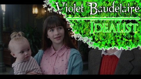 Violet Baudelaire, Netflix, Lemony Snicket's a Series of Unfortunate Events