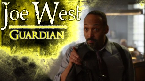 Joe West, The CW Network, The Flash, Netflix, Jesse L. Martin