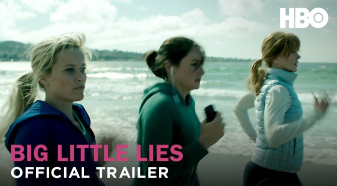 HBO, Big Little Lies, Liane Moriarty