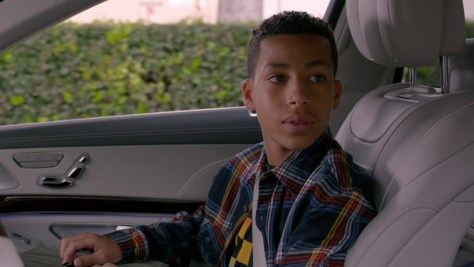 Andre Johnson Jr., ABC Network, Black-ish, Marcus Scribner