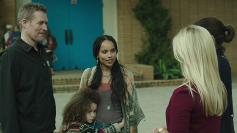 HBO, Big Little Lies, Bonnie Carlson, Zoë Kravitz