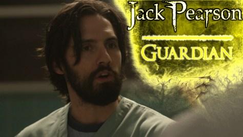 Jack Pearson, NBC, This is Us, Milo Ventimiglia