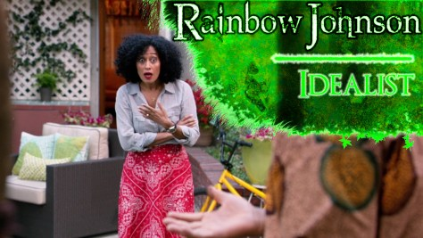 Rainbow Johnson, ABC Network, Black-ish, Tracee Ellis Ross