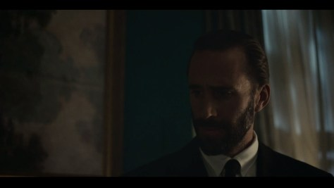 Commander Fred Waterford, The Handmaid's Tale, Hulu, MGM TV, Joseph Fiennes