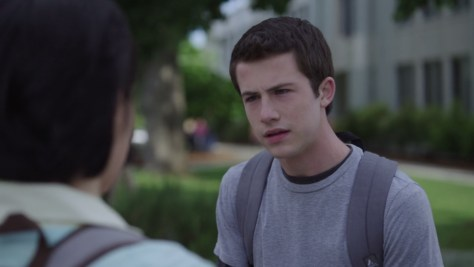 Clay Jensen, 13 Reasons Why, Netflix, Dylan Minnette