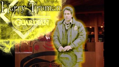 Harry S. Truman, Twin Peaks, ABC Network, Showtime, Michael Ontkean