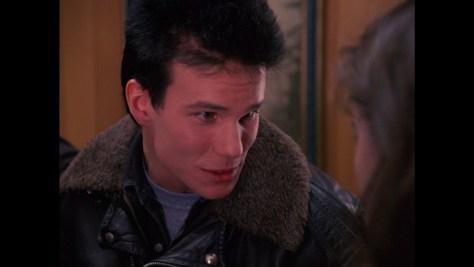 James Hurley, Twin Peaks, ABC Network, Showtime, James Marshall