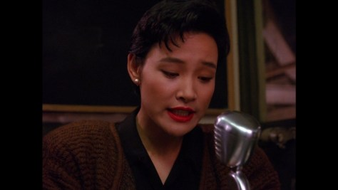 Jocelyn Packard, Twin Peaks, ABC Network, Showtime, Joan Chen