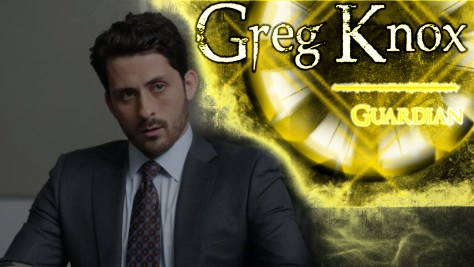 Greg Knox, Power, Starz, Andy Bean
