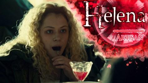 Helena, Orphan Black, BBC America, Tatiana Maslany