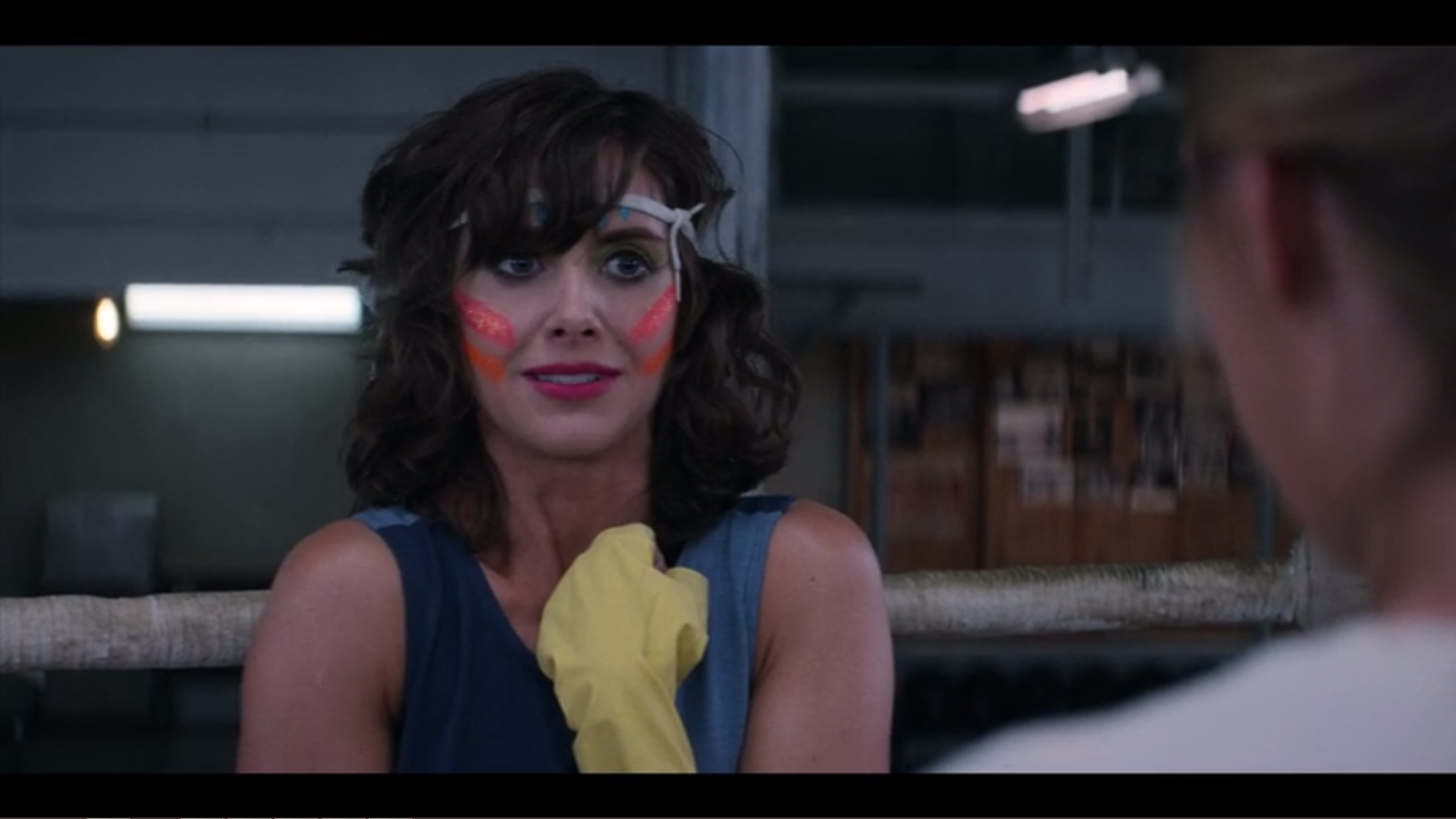 Alison Brie Glow Boobs showboat grappling - personology and relational science