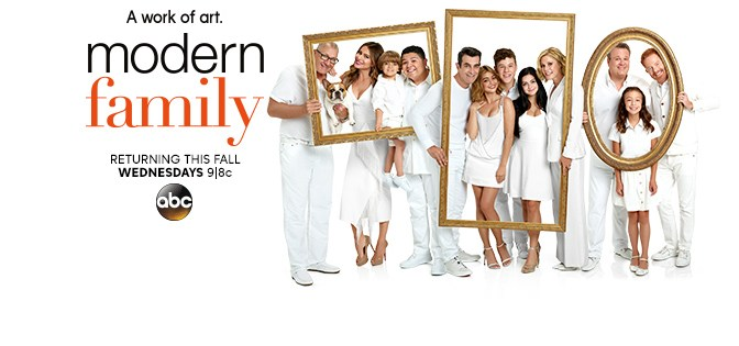 Modern Family, ABC Studios, ABC Network, 20th Century FOX TV