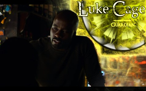 Carl Lucas, Luke Cage, Marvel Entertainment, ABC Studios, Netflix, Mike Colter