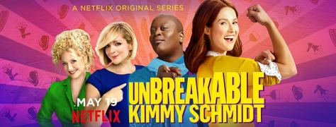 Unbreakable Kimmy Schmidt, Netflix, NBCUniversal TV, Ellie Kemper, Jane Krakowski, Tituss Burgess, Carol Kane